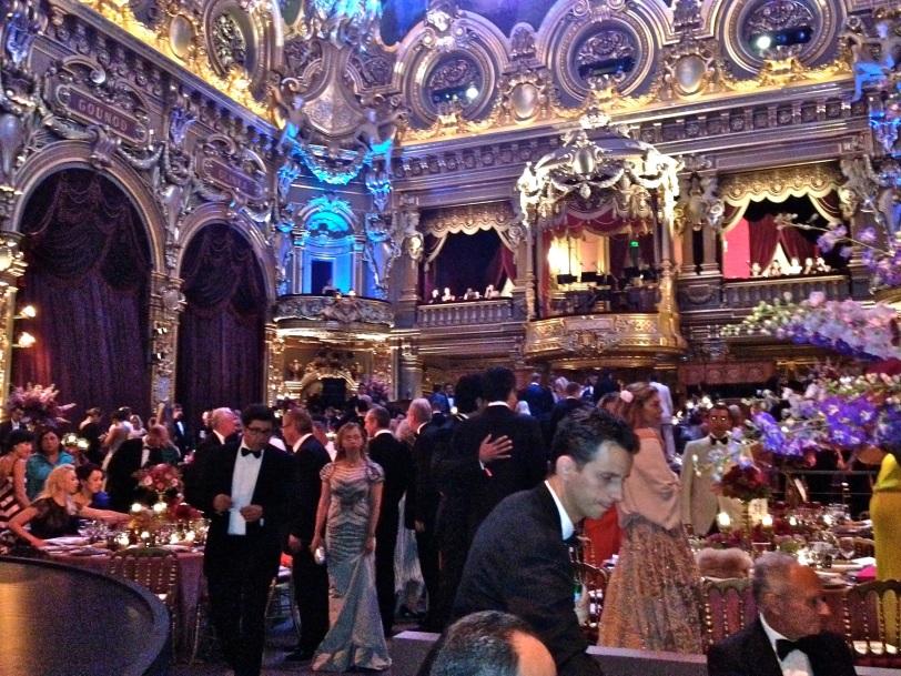 The Salle Garnier