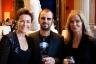 Celina with Ringo and Barbara