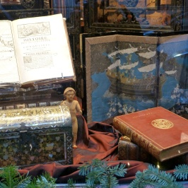 Antiquaire, 7th Paris