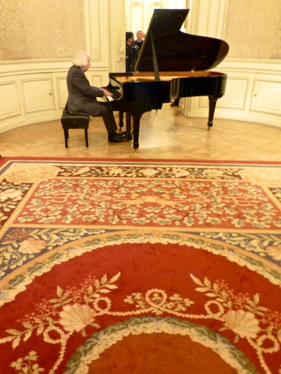 Concert by Irish Pianist Michel O'Rourke