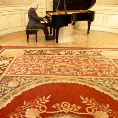 Concert by Irish Pianist Michel O'Rourke