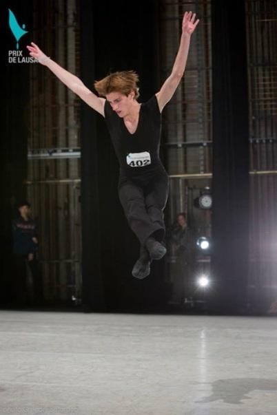 David Navarro Yudes No. 402 - Prix de Lausanne @