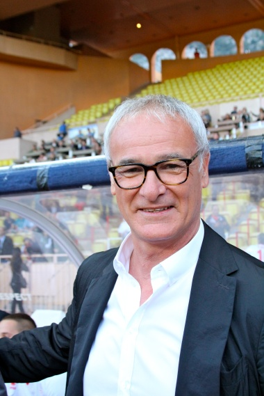 Claudio Ranieri coach for the Stars Team