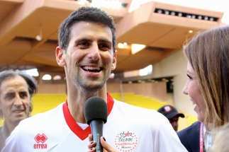 Djoko happy with his performance in football