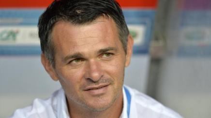Willy Sagnol head coach of French Espoirs team