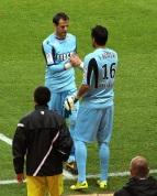 Flavio Roma replaced by Sergio Romero
