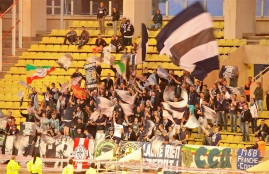 The Girondins fans