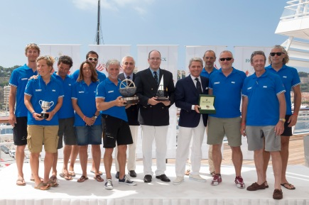 Giraglia Rolex Cup 2014