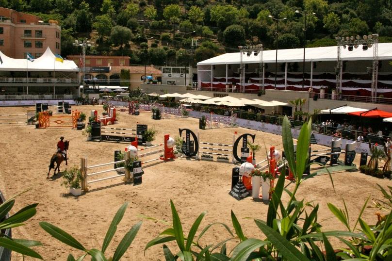 The Monaco course @CelinaLafuenteDeLavotha