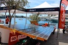 Carnegie Melon Solar boat @CelinaLafuenteDeLavotha