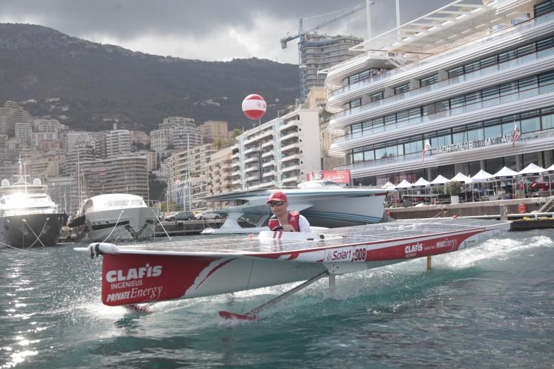 Clafis Private Energy Solar Boat Team @Franck Terlin