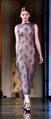 Dress by Elizabeth Wessel @Blue Parise