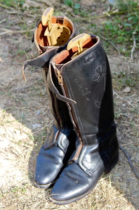 Horse polo boots @CelinaLafuenteDeLavotha2014