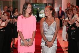 Pauline Ducruet and Princess Stephanie @Frederic Nebinger