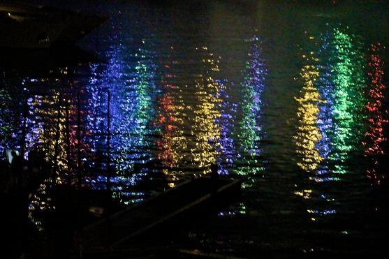 Rainbow on the water @CelinaLafuenteDeLavotha