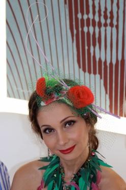 Red roses hat @CelinaLafuenteDeLavotha