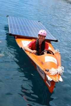 Solar team Lindenborg (A07) from The Netherlands @CelinaLafuentteDeLavotha