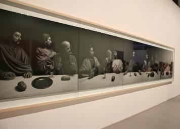 The Last Supper (1999) by Hiroshi Sugimoto @CelinaLafuenteDeLavotha