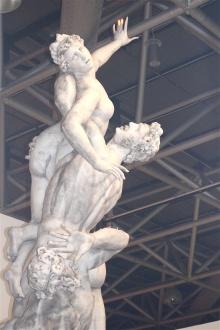 Untitled (Giambologna) 2011 by Urs Fischer @CelinaLafuenteDeLavotha