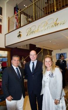 BD_Inauguration boutique BROOKS BROTHERS YCM_GLP-002-9558_@Palais Princier-Eric Mathon
