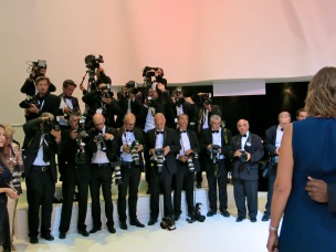 Photographers at Red Cross Ball @CelinaLafuenteDeLavotha