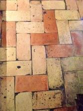 Terracota floor @CelinaLafuenteDeLavotha