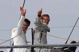 Tommaso Chieffi (L) and Pierre Casiraghi - BD_Palermo Montercarlo 2014 @Andrea Carloni