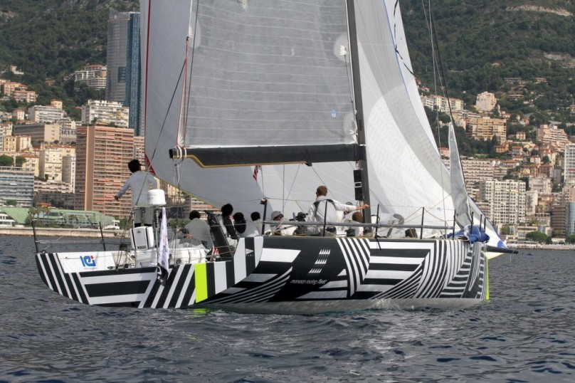 TP52 Palermo-Montecarlo regata 2014 @A.Carloni