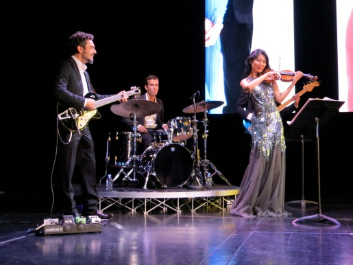 Zhang Zhang Band at the 66th Red Cross Ball(1) @CelinaLafuenteDeLavotha