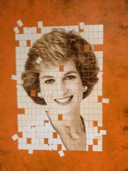 Diana, 60x50cm by Fabian Edelstam @CelinaLafuenteDeLavotha