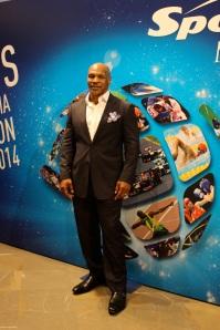 Mike Tyson at Sportel @CelinaLafuenteDeLavotha