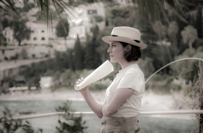 Orla Brady as Eileen Gray in The Price of Desire Copyright Julian Lennon 2014 All Rights Reserved. IMG_9459