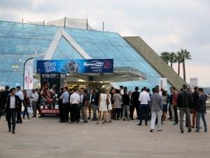 Sportel at Grimaldi Forum @CelinaLafuenteDeLavotha