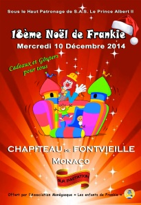 18th Frankie's Christmas Event @Press Enfants de Frankie