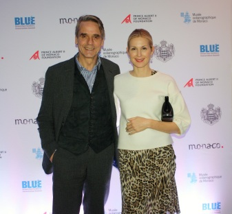 Jeremy Irons and Kelly Rutherford