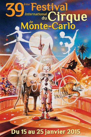 39th International Circus Festival of Monte-Carlo
