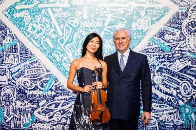 Zhang Zhang and Adriano Ribolzi
