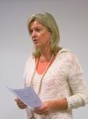Hilde Heye, President of Femmes Leaders Monaco
