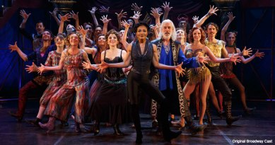 Pippin cast @ Joan Marcus