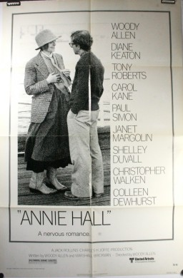 Annie-Hall movie poster