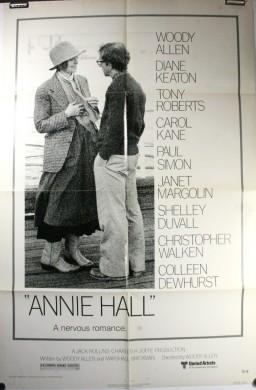 Annie-Hall movie poster