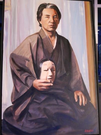 Autoportrait by Kenzo