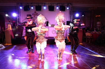 The Faberge Egg show