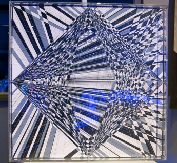 Prismatic Levels (2014) by Thomas Canto