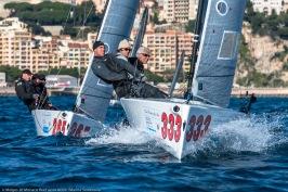 Melges 20 winner (333) Monegasque Guido Miani @Marina Semenova