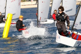 Monaco Optimist Team Race @Franck Terlin