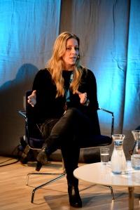 Nina Jensen, CEO WWF Norway @Pernille Ingebrigtsen Arct Frontiers 2015