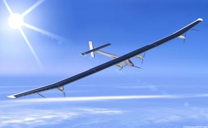 2009-11 Solar Impulse Illustration @Solar Impulse Archives
