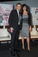 Ezio Gregg with Maria Grazia Cucinotta @MCFFC