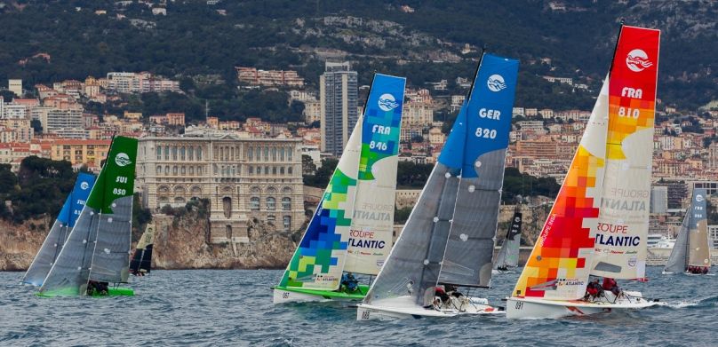 Sailing by the Oceanographic Museum Primo Cup First Weekend @Stefano Gattini